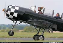 Dude on Yak-52