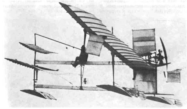 Уникальная конструкция, созданная Анри Фабром, известна как первый летательный аппарат тяжелее воздуха, поднявшийся с поверхности воды при помощи собственной силовой установки. Основные данные: силовая установка - звездообразный двигатель 'Гном' мощностью 50 л. с. (36,75 кВт); размах крыла 4 м; площадь крыла 17 м2; взлетная масса 475 кг; максимальная скорость 88,5 км/ч.