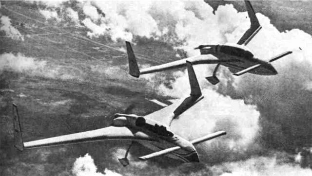 Несколько позже на рынке появился увеличенный вариант самолета - 'Лонг-Изе', оснащенный двигателем 0-235 фирмы 'Лайкоминг' мощностью 115 л. с. (84,5 кВт). Этот самолет также стал рекордным: на нем установлен рекорд дальности беспосадочного полета по прямой без дозаправки (более 6440 км).