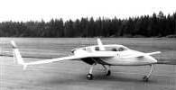 Успех 'Вари-Виггена' вдохновил Рутана на создание более совершенного двухместного самолета схемы 'утка', предназначенного для тех же целей - продажи в виде комплекта деталей авиаторам-любителям. Конструкция самолета была предельно упрощена: основной конструкционный материал - древесина и пенопласт, позволяющие существенно упростить сборку самолета в домашних условиях (отсюда и название 'Вари-Изе'). Самолет совершил первый вылет в мае 1975 года.