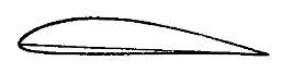 Аэродинамический профиль Go 549