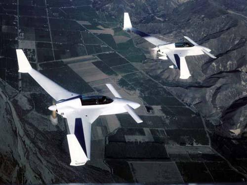 Самолеты Long EZ