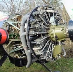 Двигатель М-14П