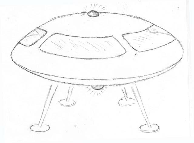 Так выглядела тарелка
